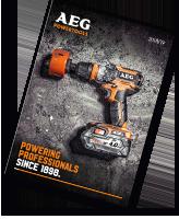 AEG katalog