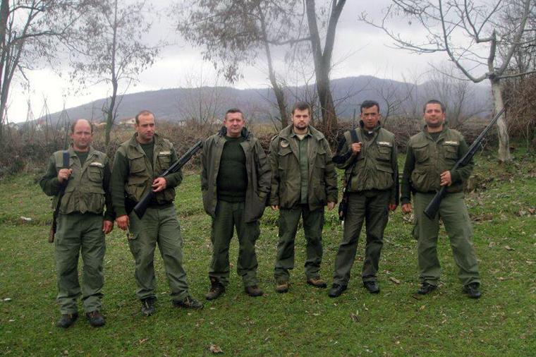 """Ловочуварската служба на ловиштето """"Ниџе"""", успешна и во најтешките задачи"""