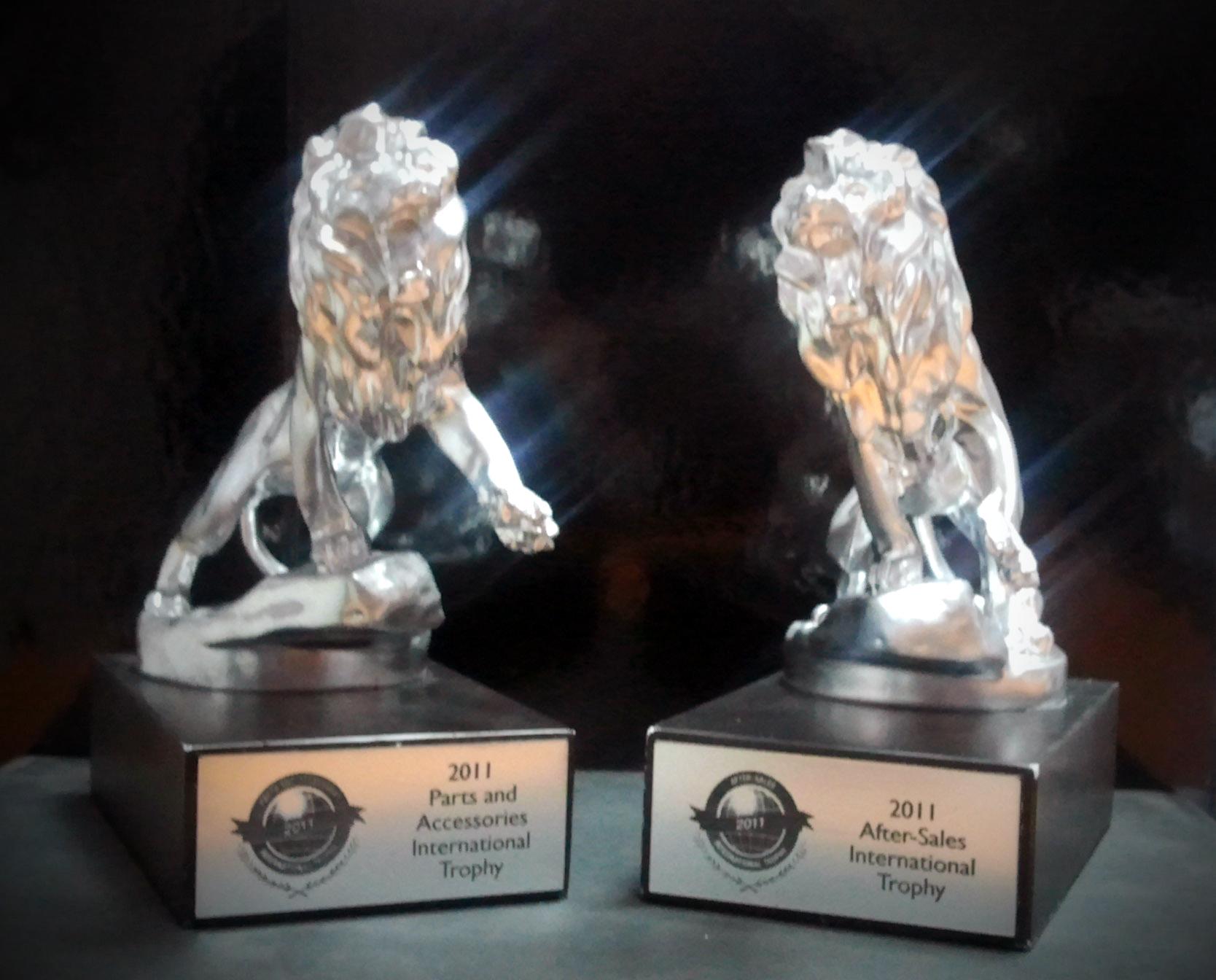 Победа за тимовите на пост-продажба, сервис и резервни делови 2011.