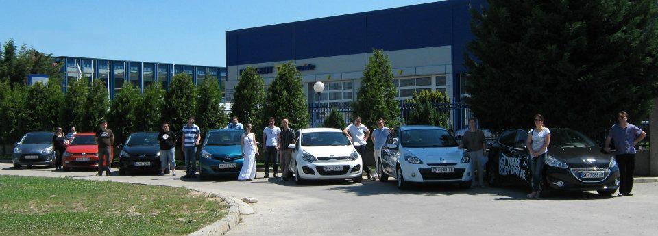 Обука за новиот Peugeot 208