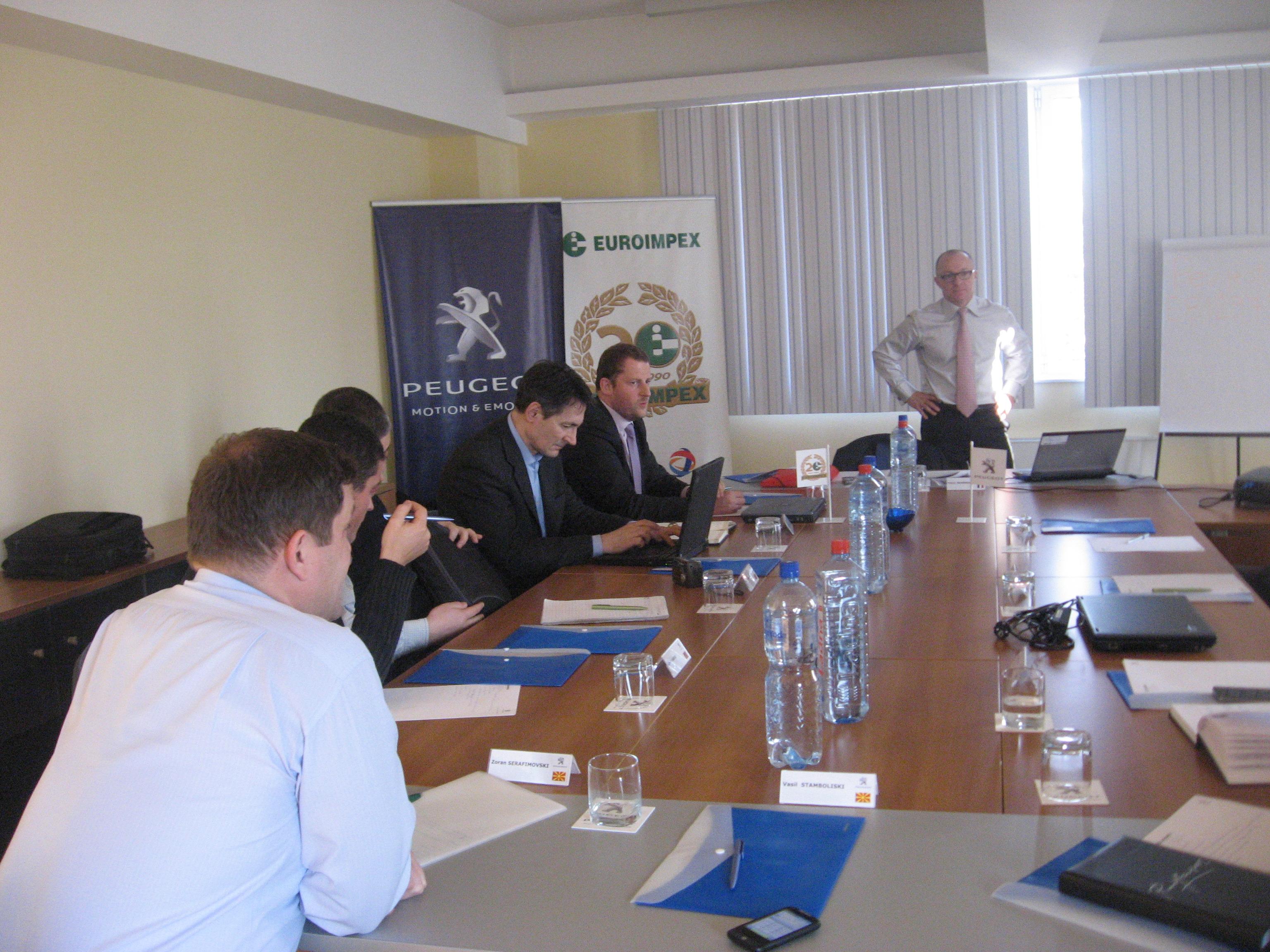 Регионална конференција на импортерите за сервис и резервни делови