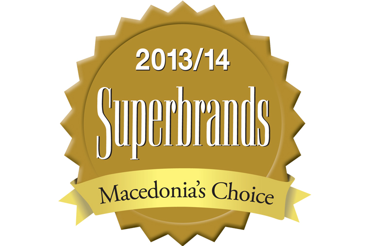 Superbrands признание за Еуроимпекс