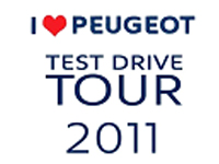 Peugeot Macedonian Test Drive Tour 2011