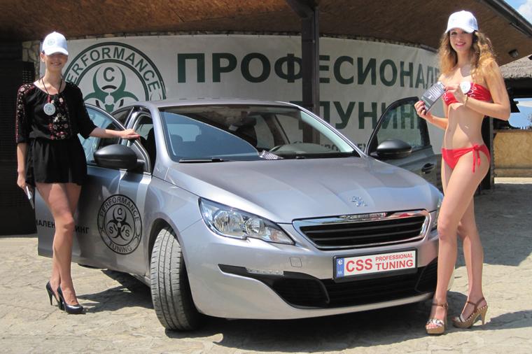 Професионален тјунунг во Македонија со компаративно тест возење