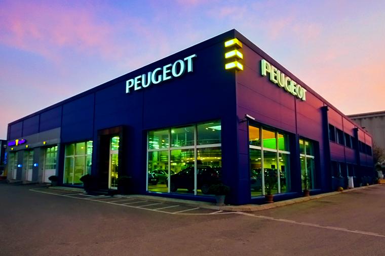 Еруроимпекс, генерален увозник за Peugeot во Македонија, Србија и Црна Гора