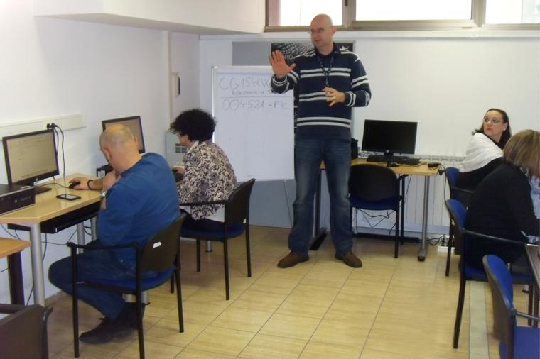 Тестирање и обука на Peugeot сервисните советници