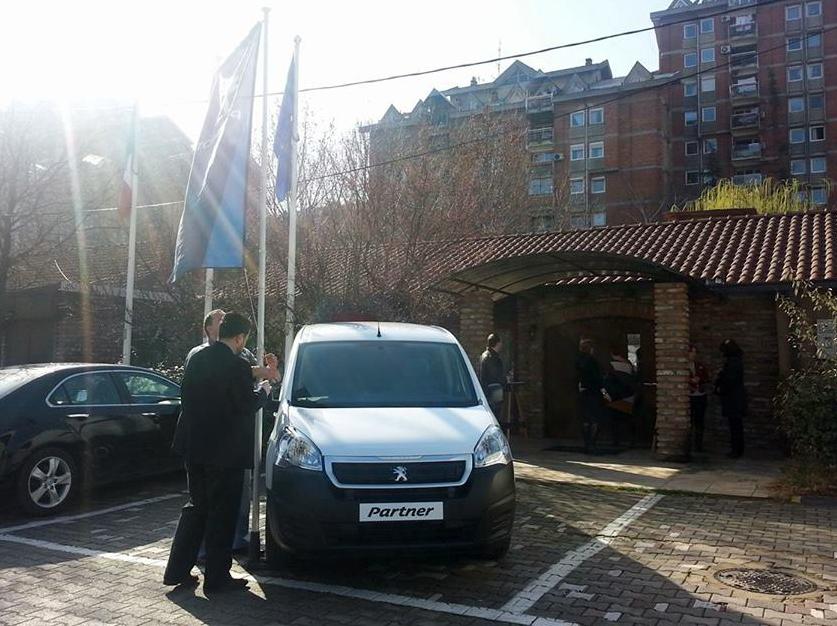 """Peugeot комерцијални возила на """"Talk in Business"""" конференција"""