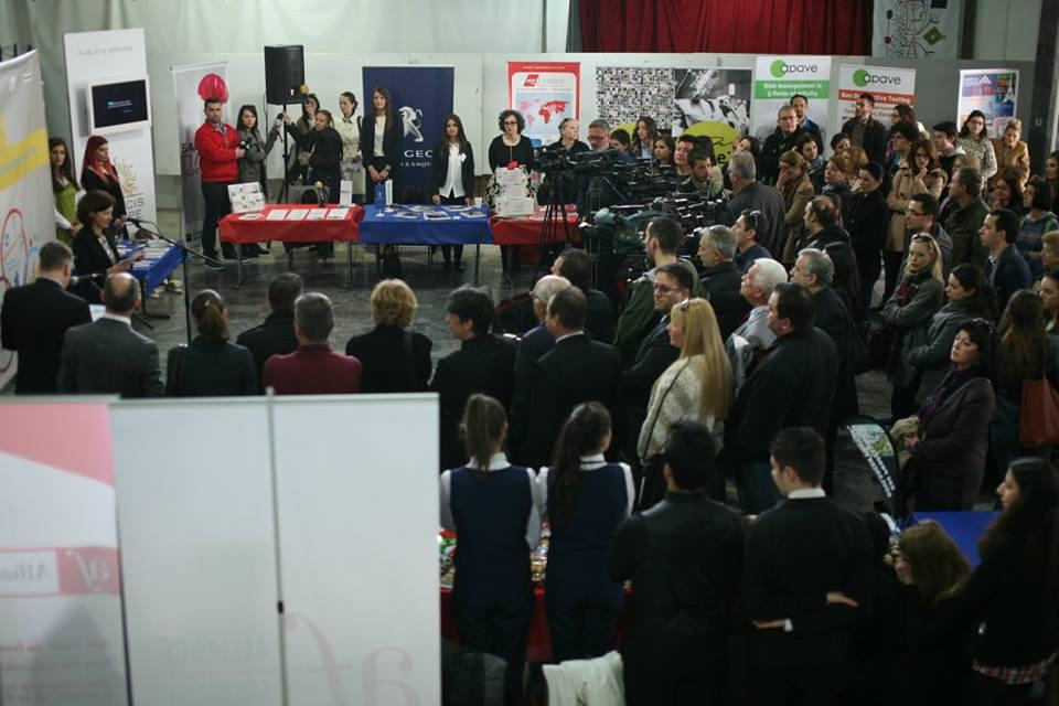 Еуроимпекс во поддршка на студентите и деновите на франкофонијата