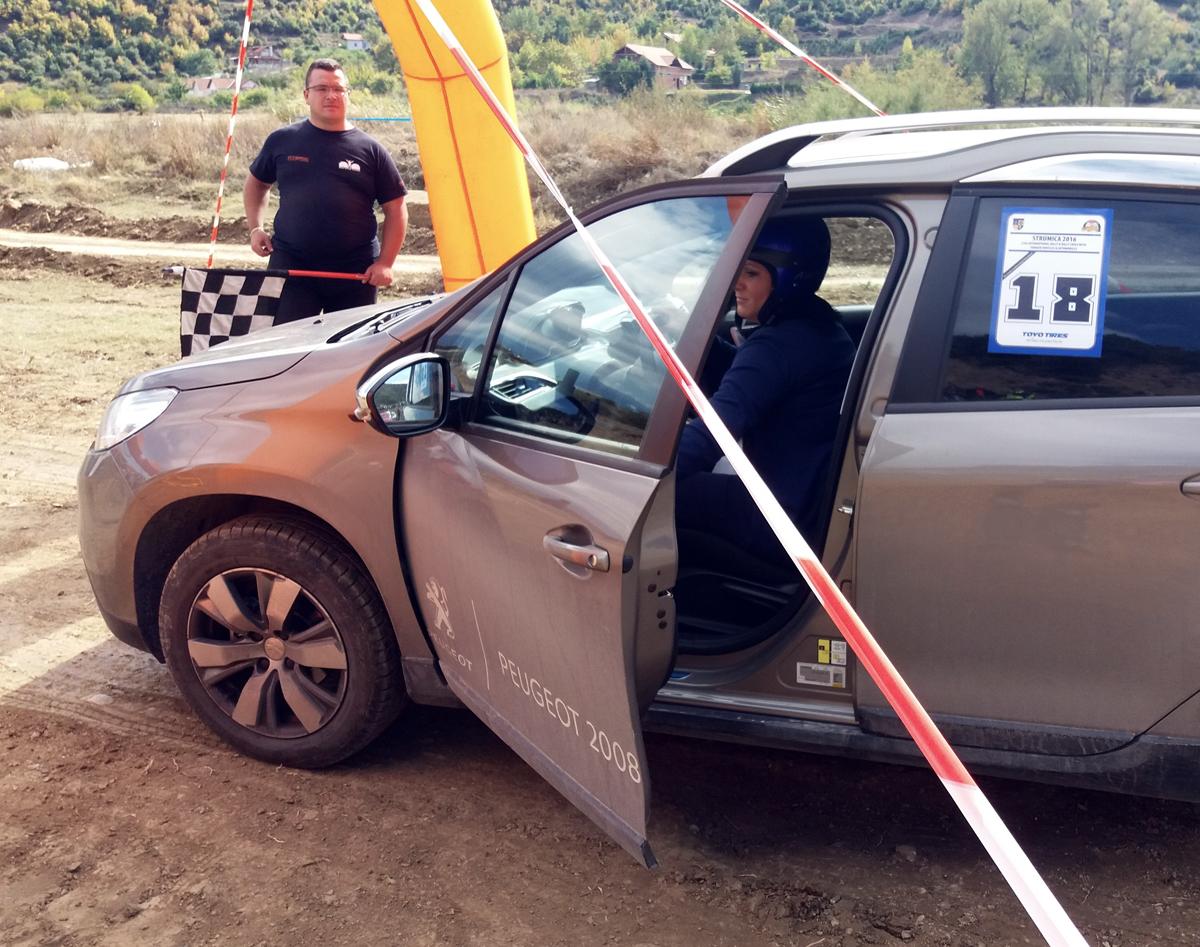Еуроимпекс учесник во 37-мо меѓународно рели со теренски возила и автомобили