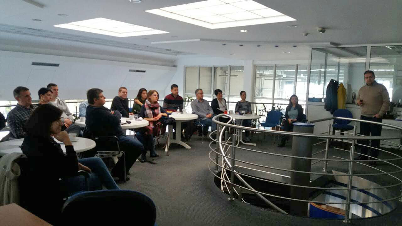 Regional training for the new SUV PEUGEOT 5008