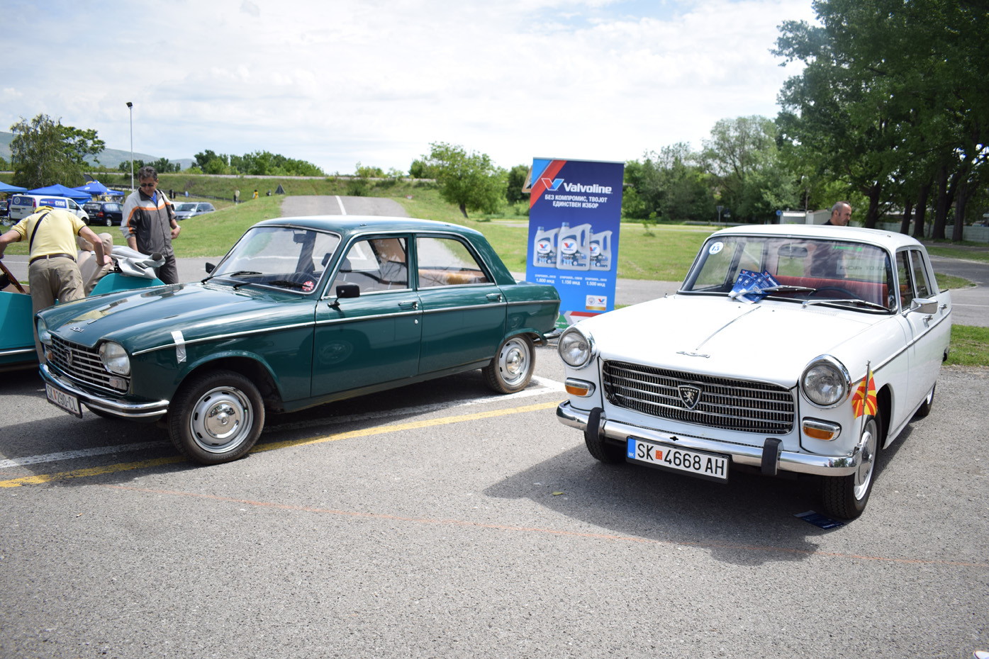 "Exhibition of vehicles ASUC ""Boro Petrushevski"""