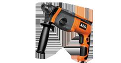 SDS-plus Combi Hammer 720 W, kit box